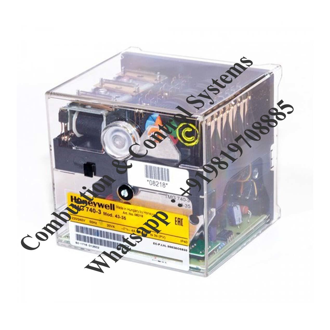 Honeywell Burner Controller 740 - 3