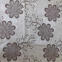 Floral Printed Curtain Fabric