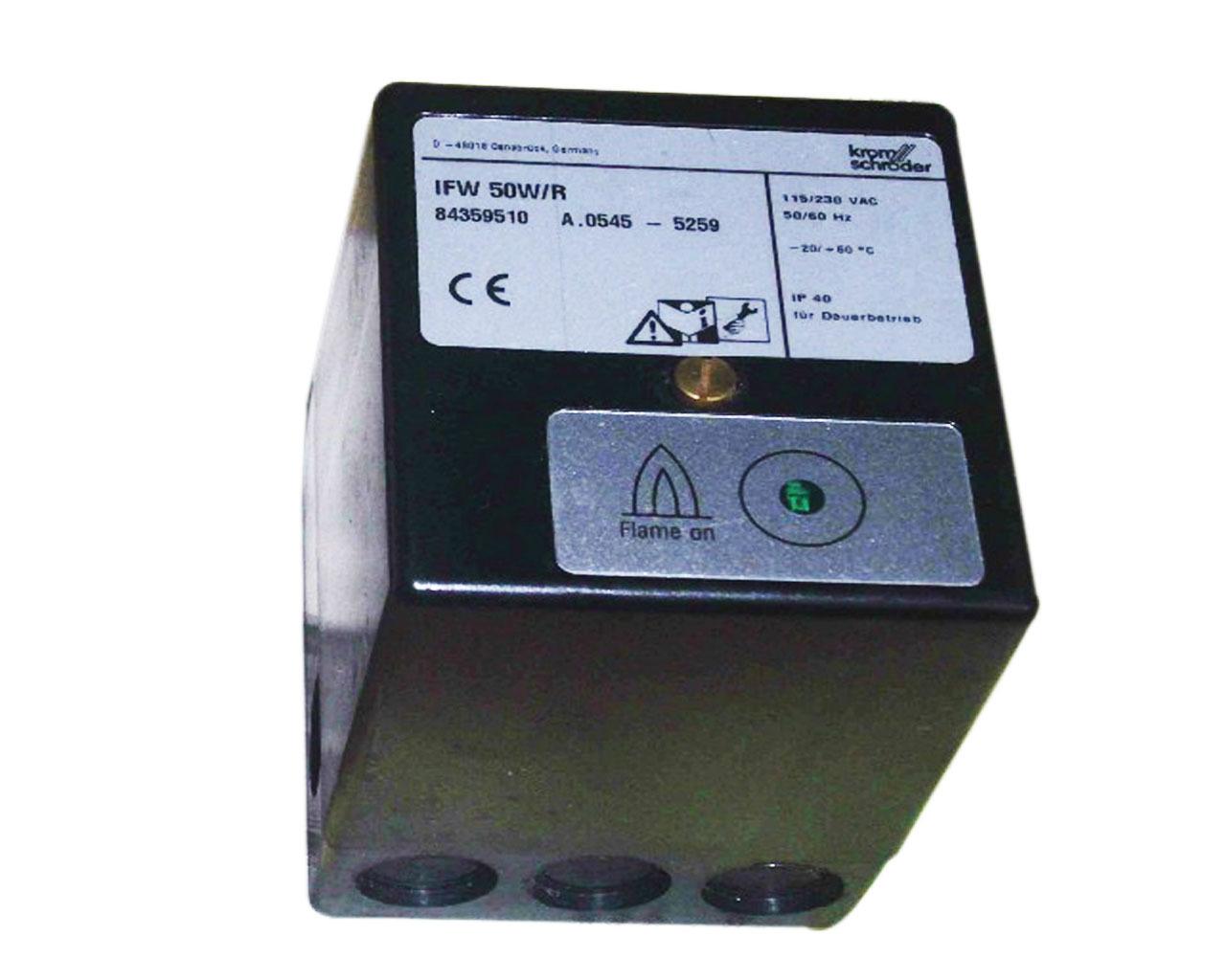 Kromschroder Flame Detector Relay IFW 50