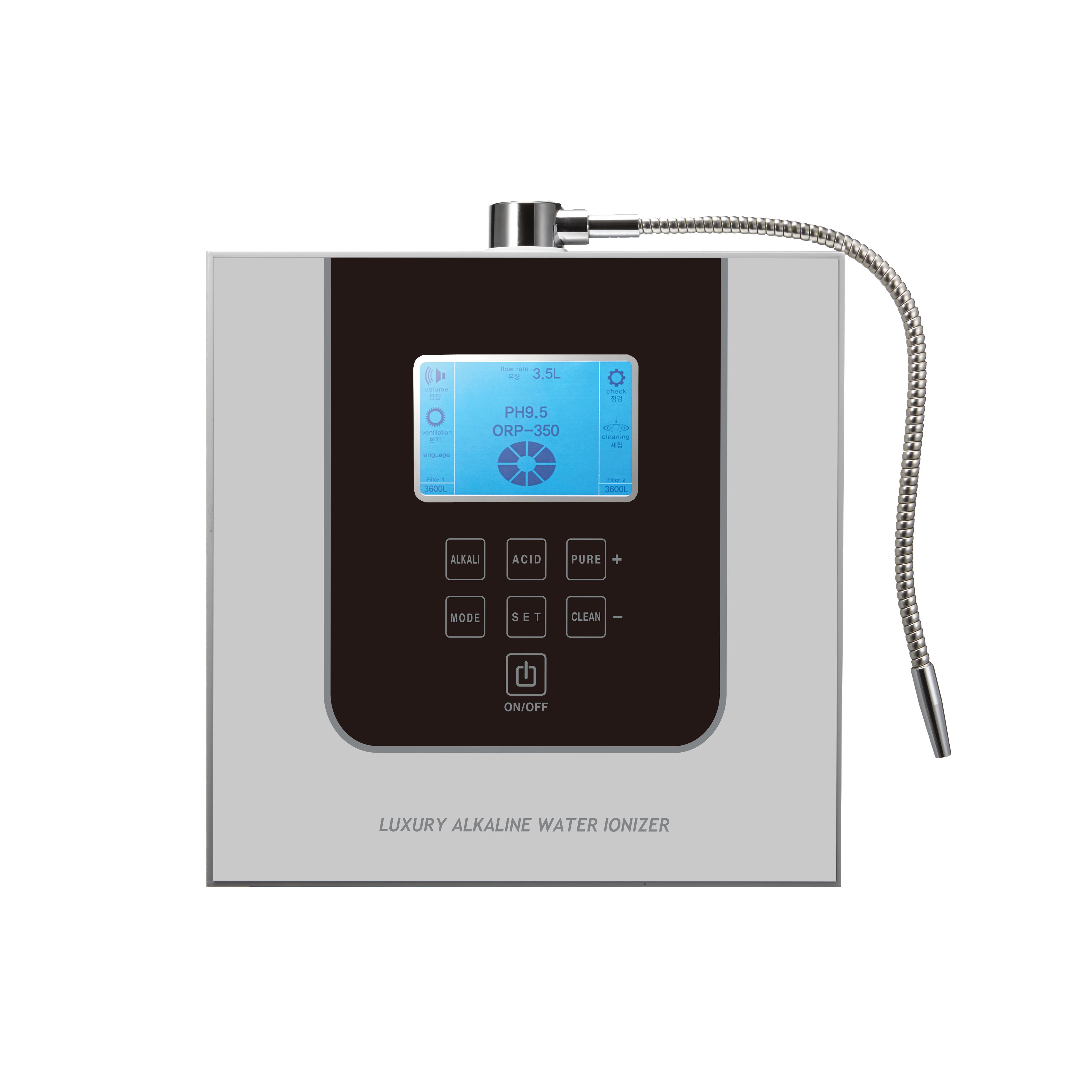 Water Ionizer Machine -  7 Plate
