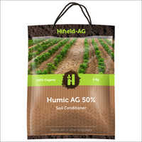 Humic AG 50% (Humic Acid 50 Soil conditioner)