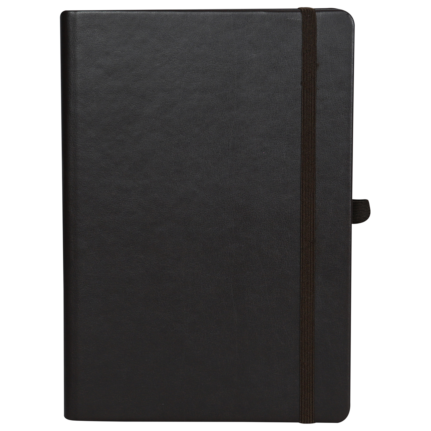 Personal Notes - A5 Size - Hard Bound Notebook with Elastic Band