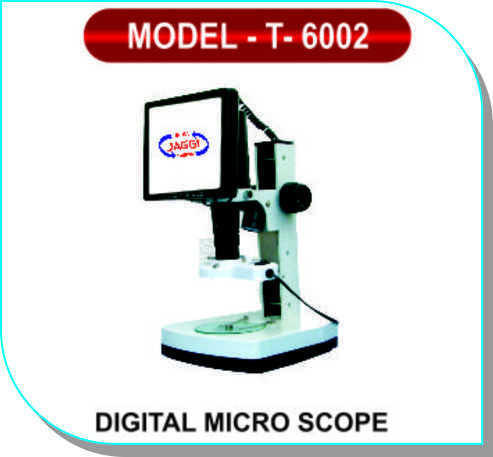 Digital Micro Scope Model- T- 6002