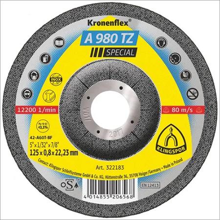 Klingspor Cutting Wheel