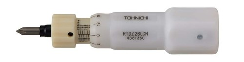 Click Type Torque Screwdriver RTDZ