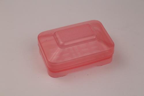 Silky Plastic Soap Dish