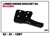 Lower Hinges Bracket L/R Maximo