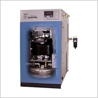 Air Cooled Scroll Type-Oil Free Compressors