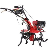 7.5hp 208CC No belt, Full Gear Multi-function Cultivator