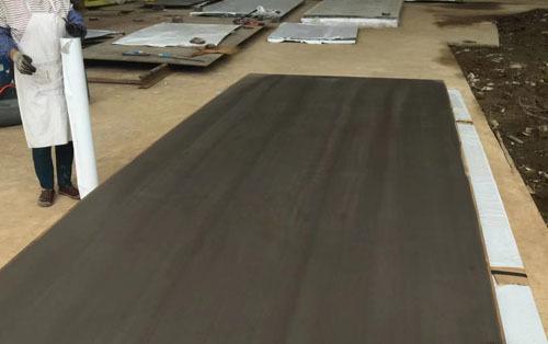 Gr2 Titanium steel composite plate