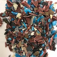 Mix-Color PVC Pipe Regrind