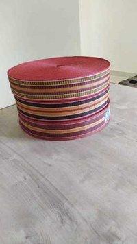 Multicoloured plastic niwar