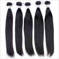 Double Machine Weft Straight Hair