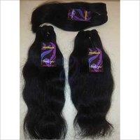 Double Machine Weft Wavy Hair