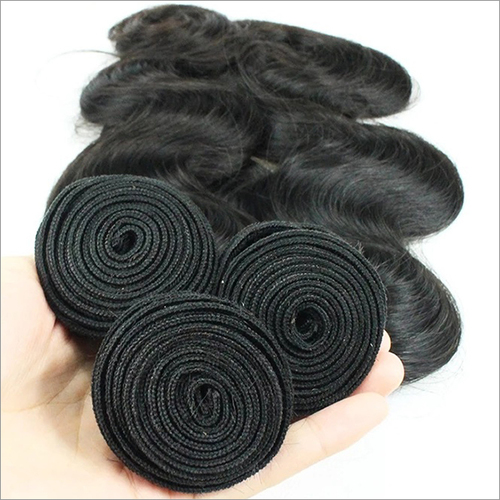 Double Machine Weft Remy Hair