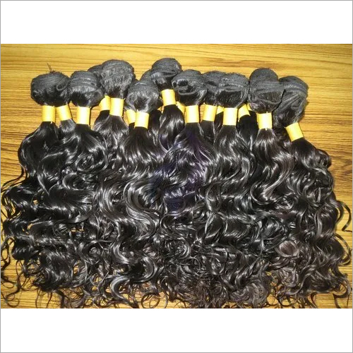 Double Machine Weft Virgin Hair
