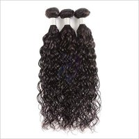 Single Machine Weft Curly Hair