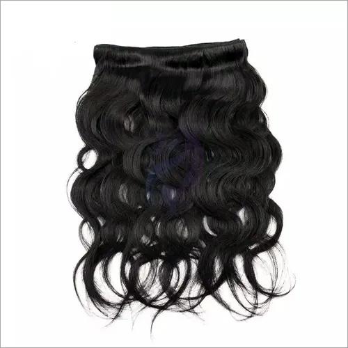 Single Machine Weft Remy Hair