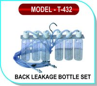 Back Leakage Bottle Set