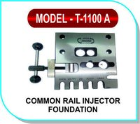 Common Rail Injector Foundation Model- T-1100 A