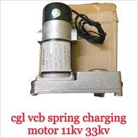 11 KV - 33 KV Cgl VCB Spring Charging Motor