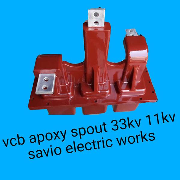 11 KV - 33 KV VCB Epoxy Spout