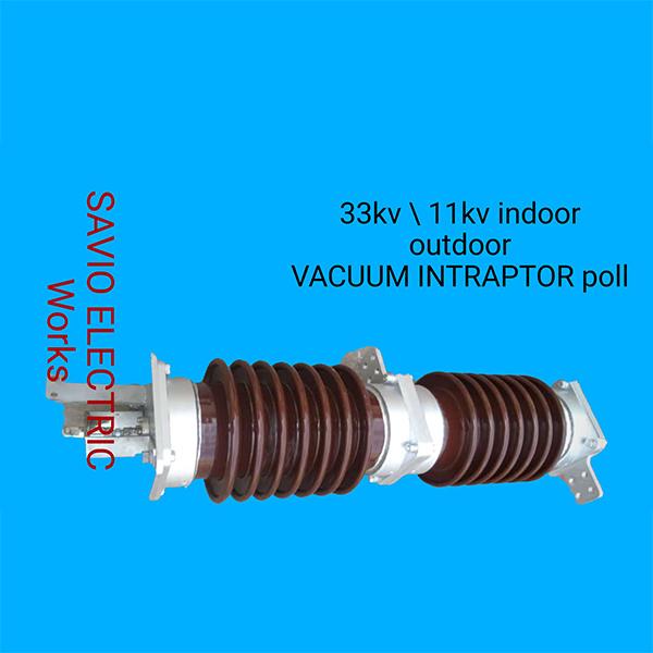 11 KV - 33 KV Indoor Outdoor Vacuum Interrupter Pole