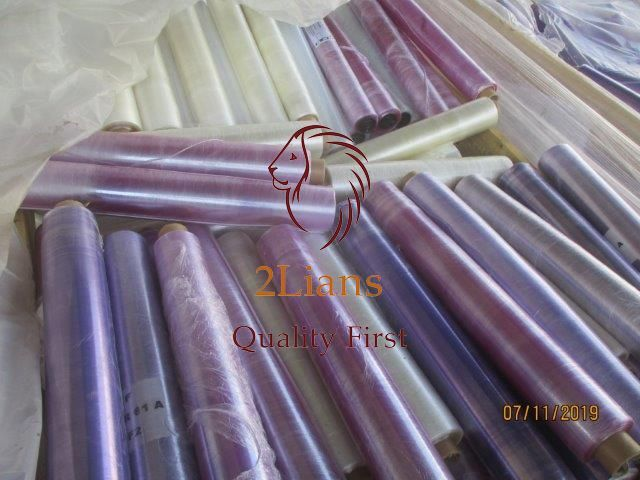 PVC Soft Clear Roll PVC SCRAP