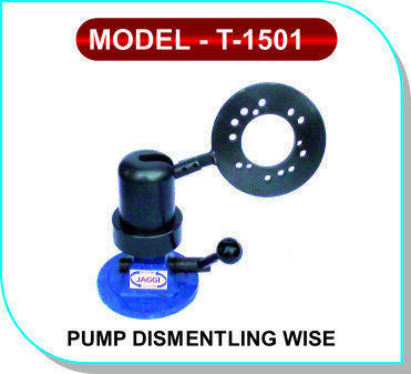 Swiveling Vise For Common Rail Direct Injection Pumps