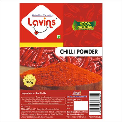 Organic Red Chili Powder