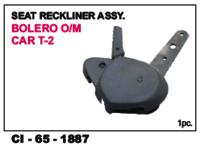 Seat Reckliner Assy Bolero O/M L/R