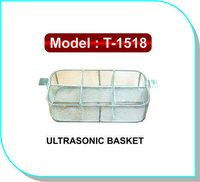 Ultrasonic Basket Model- T-1518