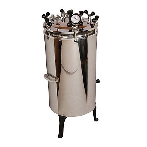 Horizontal Steam Sterilizer