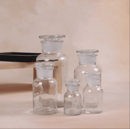 Wholesale Glass Bottle For Chemical Use From Xuzhou