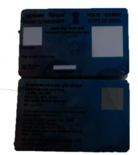 PRE-PRINT PAN CARD SUPPLIERS IN HYDERABAD