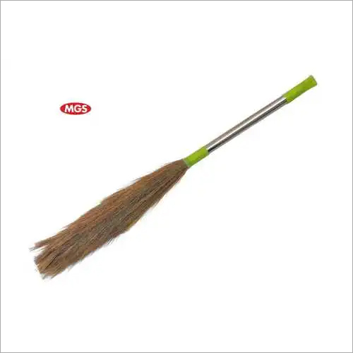 Chrome Handle Floor Broom