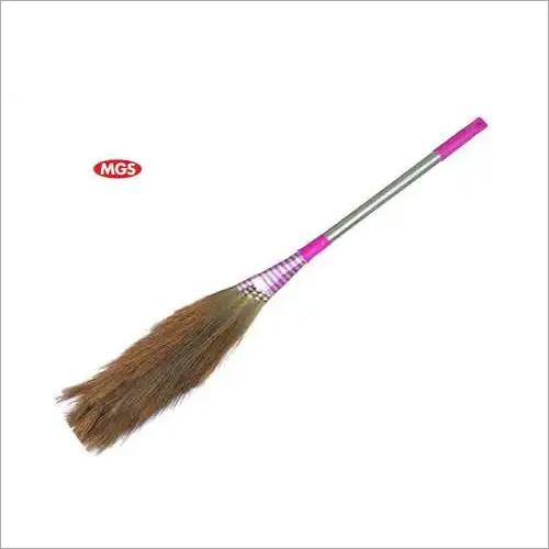 46 Inch Chrome Handle Floor Broom