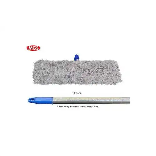 24 Inch Powder Coated Metal Rod Dry Mop