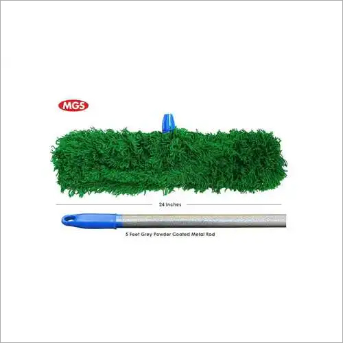 Dry Mop Folding with Metal Frame