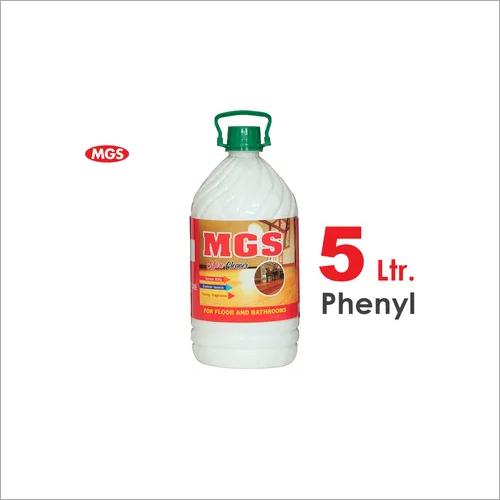 5 Ltr White Phenyl