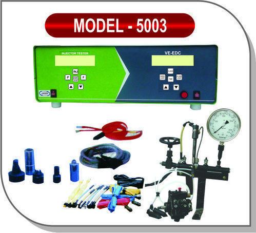 D.D.B.S. Injector Tester