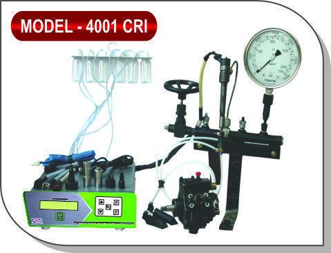 Testing Equipments