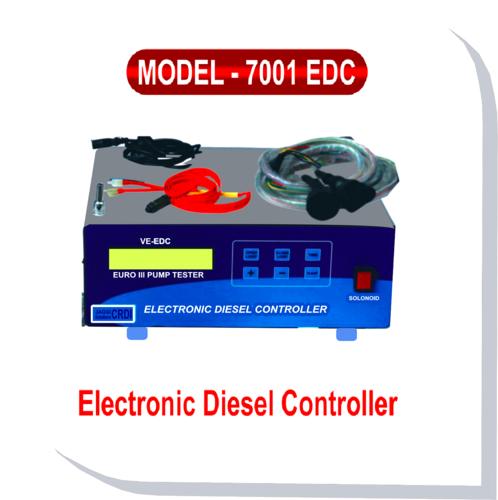 Electronic Diesel Controller Model- 7001 EDC