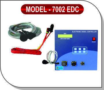 Electronic Diesel Controller Model- 7002 EDC