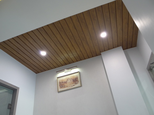 Linear Metal Plank