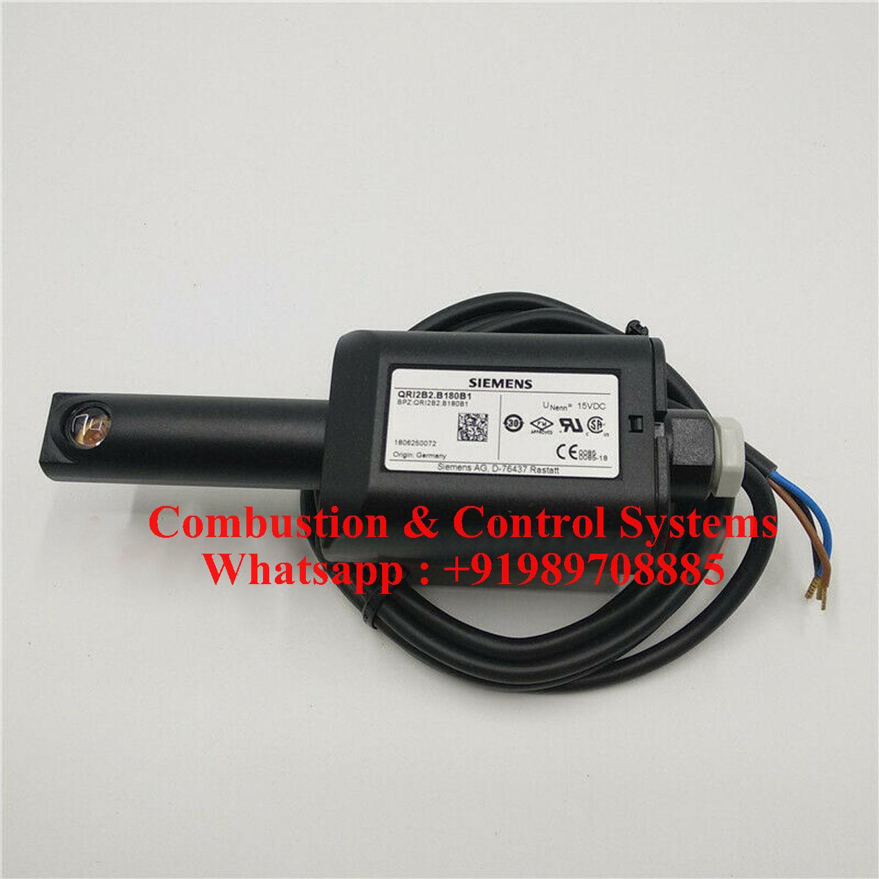 Siemens QRI2B2.B180B1 Infrared Flame Detector