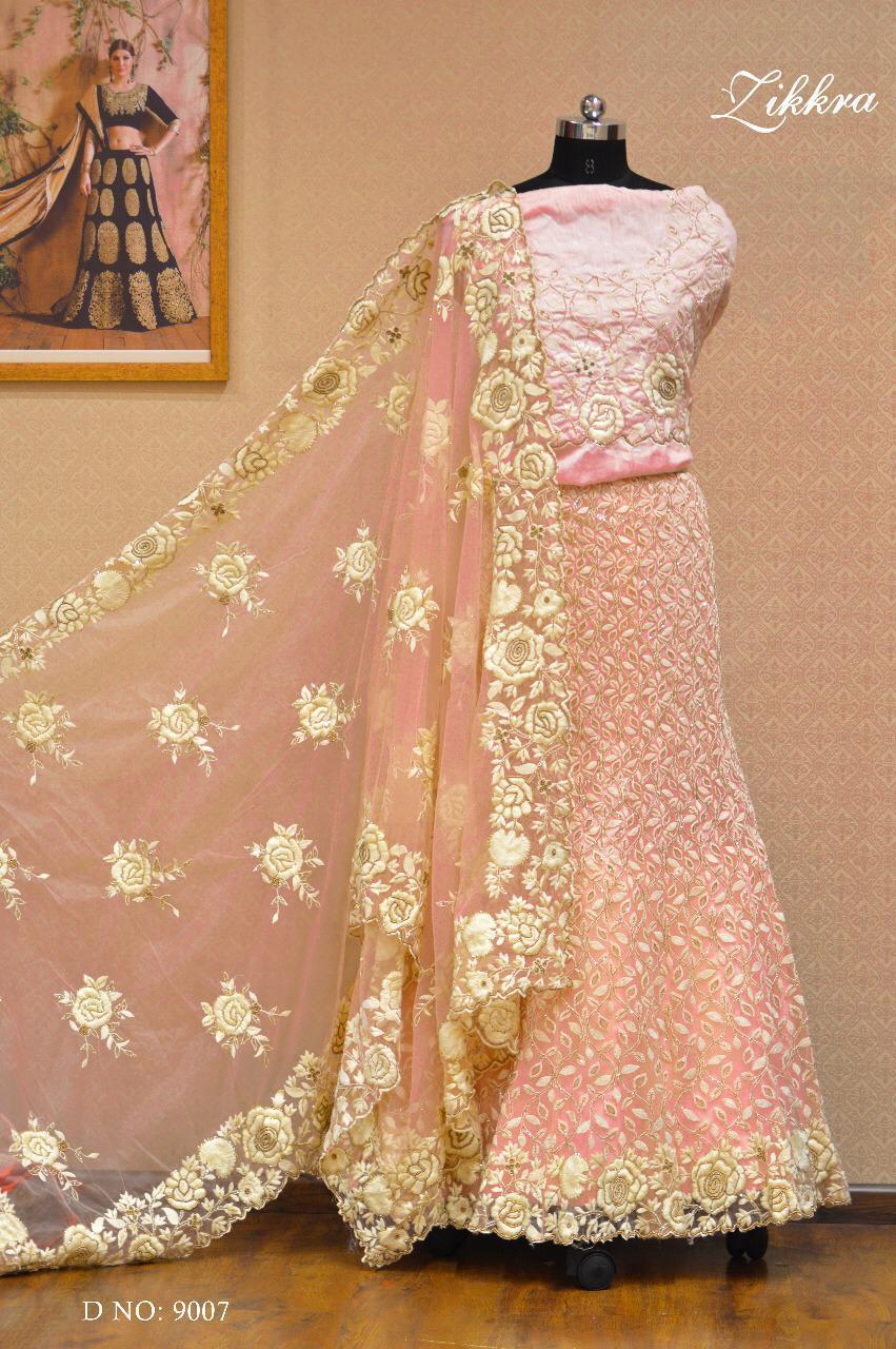 Stylish Wedding Lehenga
