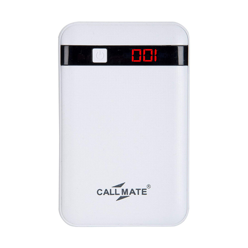 Power Bank 15000 mAh, Digital Indicator