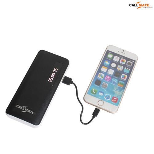 Power Bank 15000 mAh, 2 USB