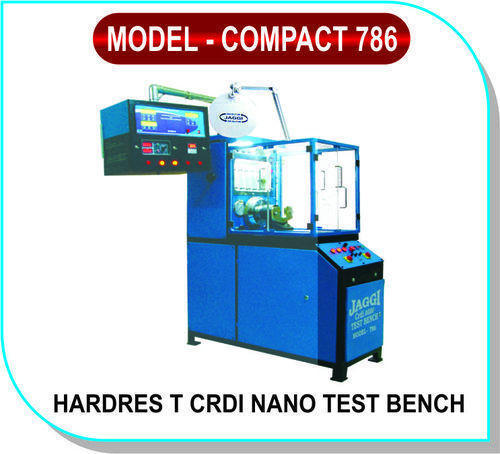 Hardest CRDI Nano Test Bench